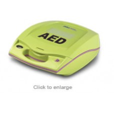 Automated external defibrillator (AED plus)