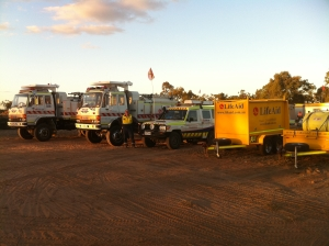 LifeAid medical and emrgency vehicles available for hire