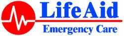 LifeAid Logo