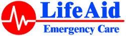 LifeAid Logo